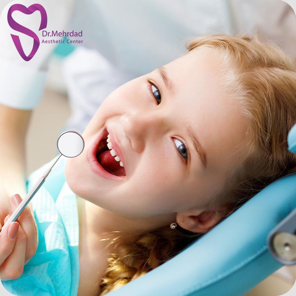 با دندان شکسته کودک چه کنیم